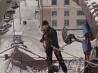 Уборка снега с крыш и очистка кровли от наледи