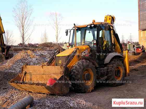 Экскаватор-погрузчик JCB 3CX SUPER 2012, 9720 м/ч Санкт-Петербург