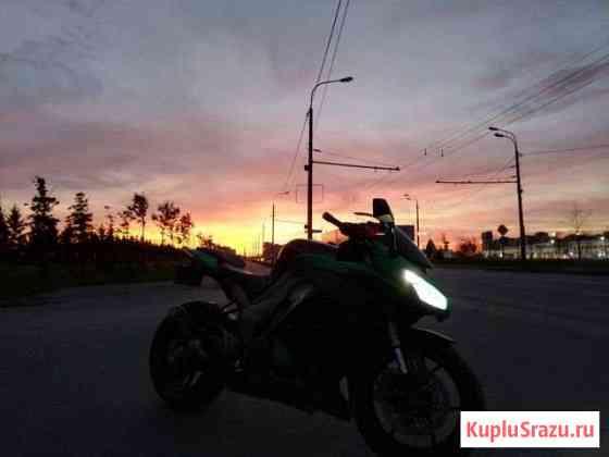 Kawasaki z1000sx 2013 Москва