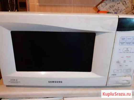 Микроволновая печь SAMSUNG на запчасти Москва