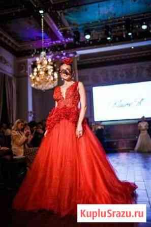Вечернее платье Жуковский
