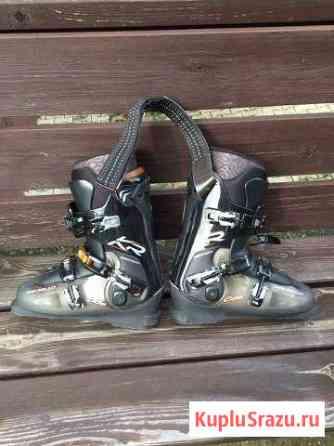 Горнолыжные ботинки dalbello новые размер43 Одинцово