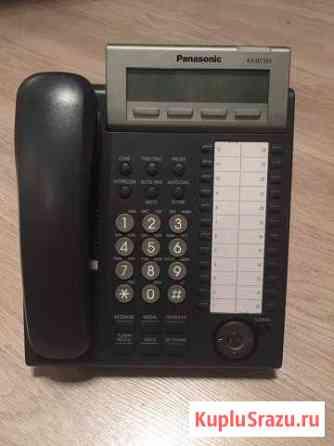 Системный цифровой телефон Panasonic KX-DT333RU-B Подольск