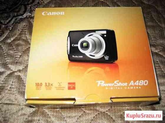 Canon powershot A480 на зап.части Жуковский