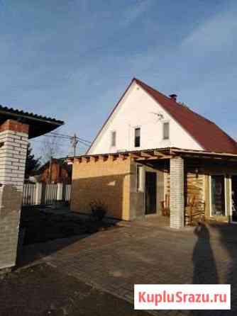 Дом 72 кв.м. на участке 12 сот. Бугры