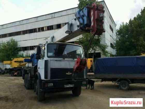 Маз кс- 55729B 32 тонны Москва