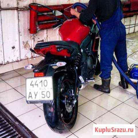 Kawasaki ER6F Домодедово