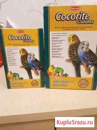 Корм для волнистых попугаев Селятино