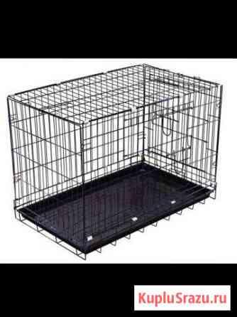 Клетка для собак Чехов