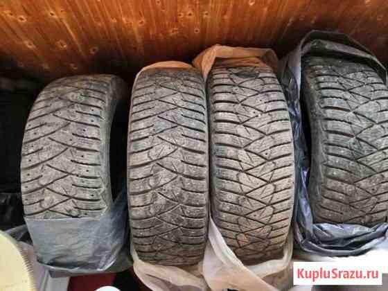 Резина Dunlop с дисками Долгопрудный