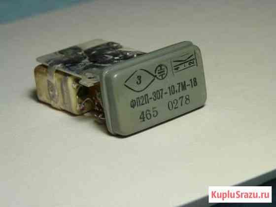 Фильтр кварцевый фп2П-307-10,7-18 Клин