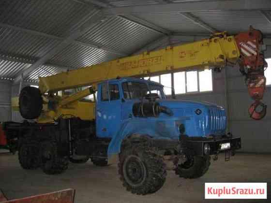 Кран автомобильный кс-35714 Чехов