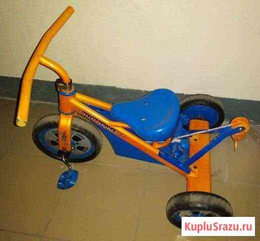Детский велосипед Пушкин