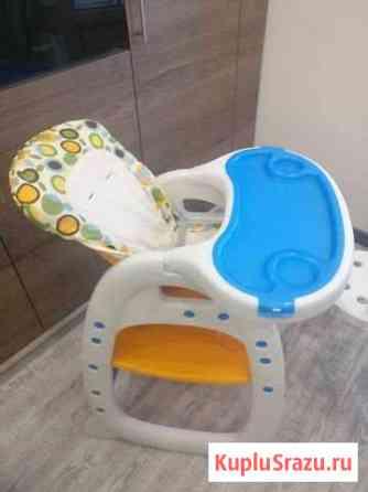 Детский стульчик для кормления 2 в 1 Baby Care O-Z Краснодар
