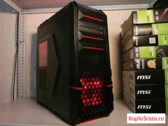 Игровой пк Core i7 3770 /16GB /GTX1070 Краснодар