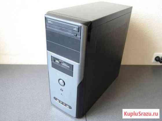 Системник 4 гига / 2 ядра - в офис Краснодар