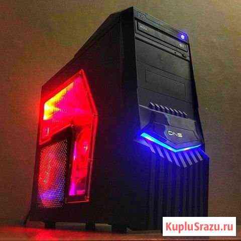 Core i3 / GTX 1060 игровой компьютер с SSD Краснодар