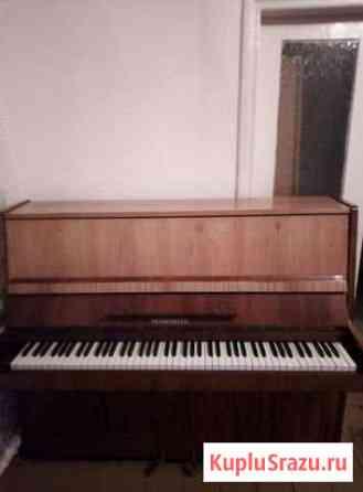 Пианино Кубань Пластуновская