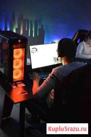 Компьютерный клуб,кибер площадка Тихорецк
