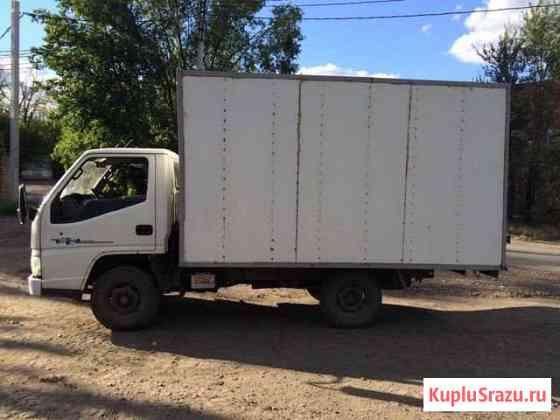 Грузовой фургон JMC Донецк