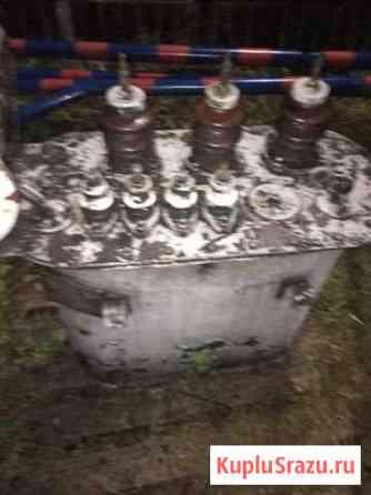 Трансформатор тм-30/10/0.4 Пушкин