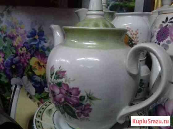 Заварочный чайник Анапа