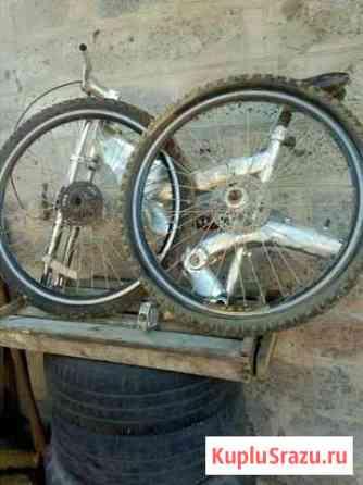 Велосипедная аллюминевая литая рама Кагальницкая