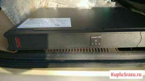 Ибп APC Smart-UPS SC450RMI1U Шахты