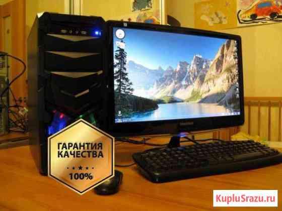 Игровой комплект - 6 ядер / 8GB / GTX 1060 3GB Краснодар