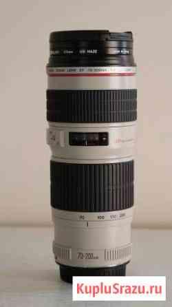 Объектив Canon EF 70-200mm f/4L USM Тихорецк