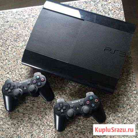 Sony PS3 55 игр Каменск-Шахтинский
