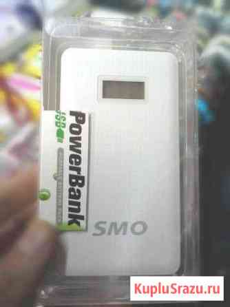 Power Bank SMO 8000mAh. Led-экран / 2 USB Волгодонск