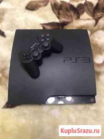 Прошитая Sony PS3 160Gb Новошахтинск