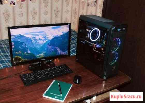 Мощная игровая система, gaming PC Казань