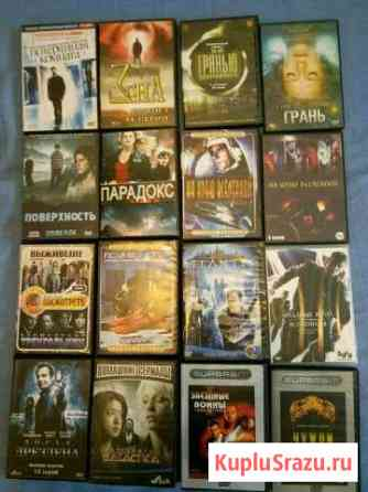 Продаю DVD диски Набережные Челны