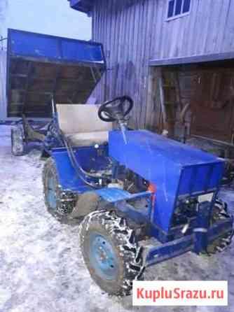 Самодельный трактор Кукмор