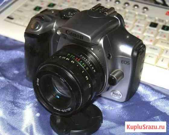 Canon EOS 300D Екатеринбург