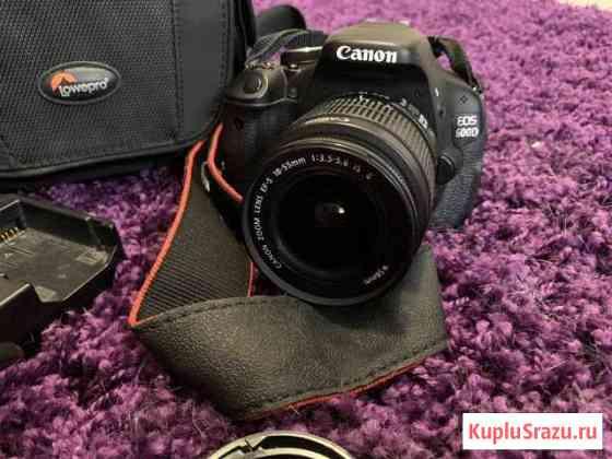 Canon 600D Каменск-Уральский