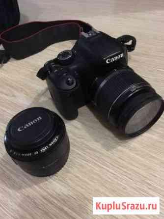 Фотоаппарат Canon EOS 550D Каменск-Уральский