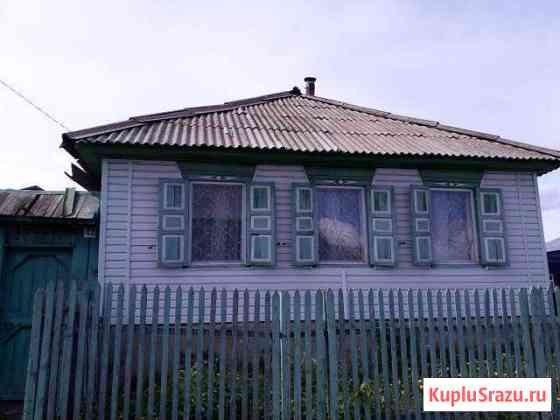 Дом 50 кв.м. на участке 6 сот. Еманжелинск