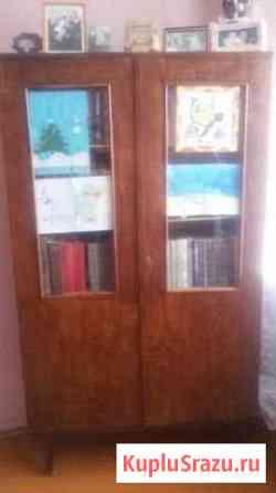 Шкаф книжный деревянный Челябинск