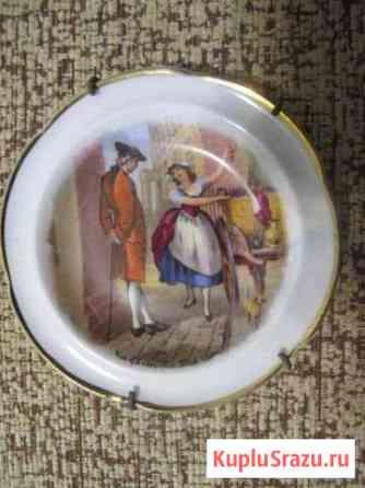 Фарфоровые декоративные тарелочки. Англия Озерск