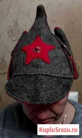 Буденновка,раритетный головной убор Челябинск