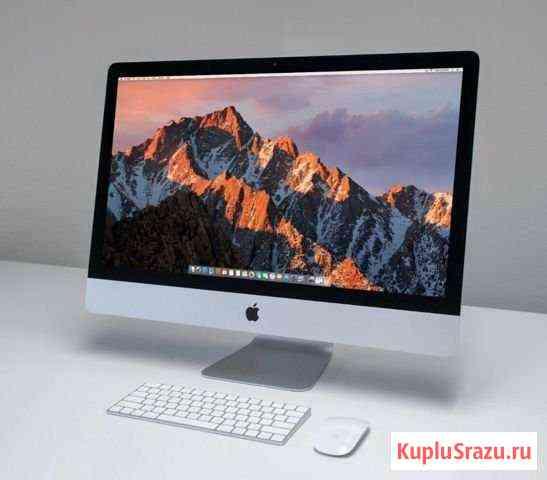 Продаю Apple iMac MNE92ru/a mid 2017 5k Казань
