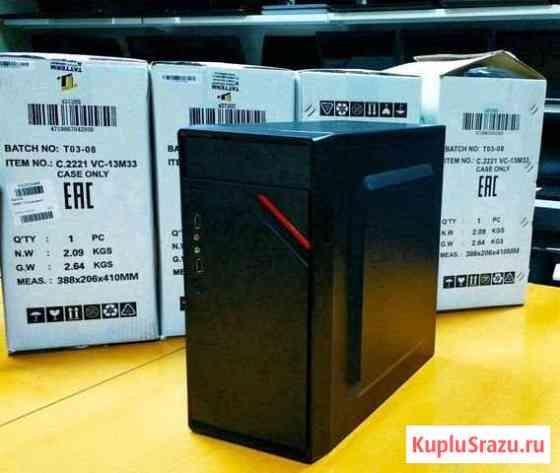 Новый быстрый пк Core i3-3400/SSD Рассрочка Казань