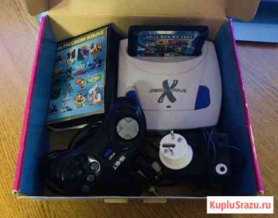 Sega Mega Drive Бугульма