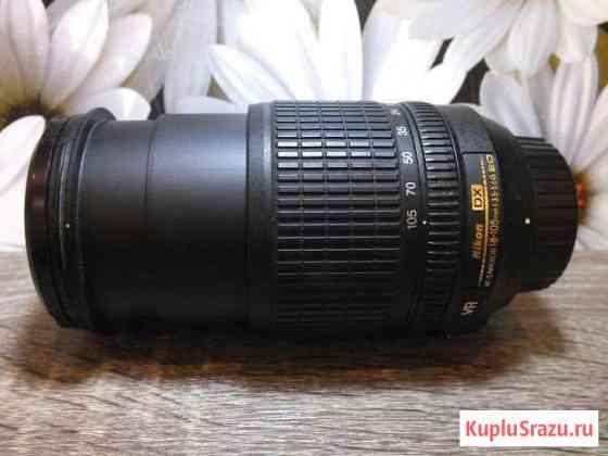 Объектив Nikon 18-105mm Набережные Челны