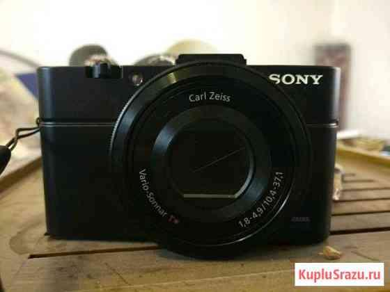 Фотоаппарат Sony Cyber-shot DSC-RX100 II Казань