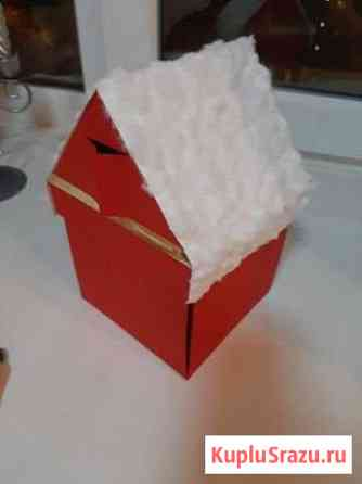 Новогодняя коробочка Екатеринбург