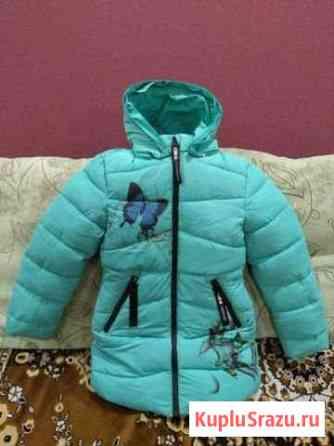 Зимняя детская куртка возраст на девять лет Златоуст